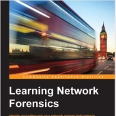 Free Learning Network Forensics eBook Offer Image
